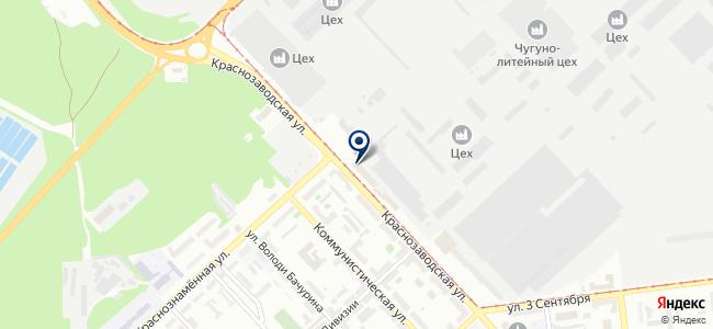 Инженерный центр Виолан-Электро, ООО на карте