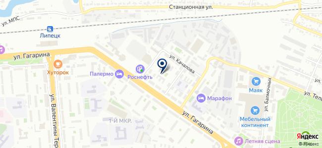 Проммашкомплект, ООО на карте