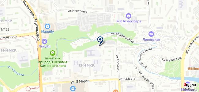 ГСКС-Профи на карте