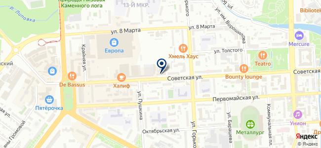 Сервис-Л, ООО на карте