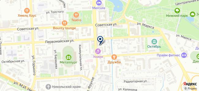 Профпроектмонтаж, ООО на карте