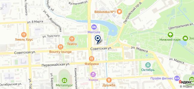 Гарант Сервис, ООО на карте