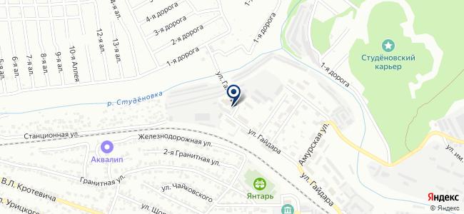 Пульс, ООО на карте