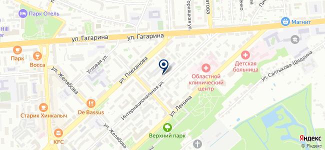 Центр экономических технологий, ООО на карте