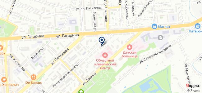 РС Техсервис на карте