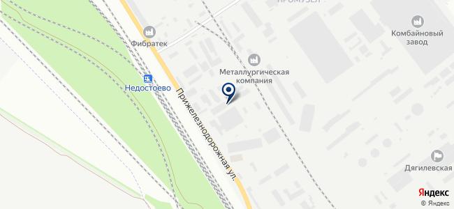 Рязанский завод кабельных изделий, ООО на карте