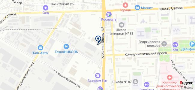 Промситех, ООО на карте