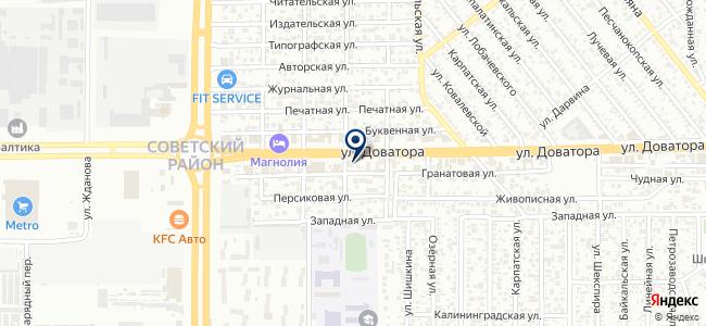 Торговый дом Реал СБ, ООО на карте