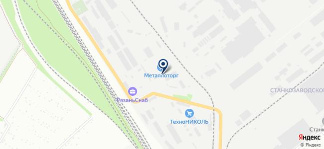 Ледер, ООО на карте