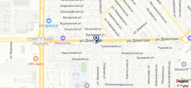 Авангард-ЭД, ООО на карте