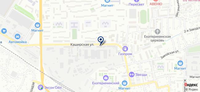 ПромЭлектроТехника, ООО на карте