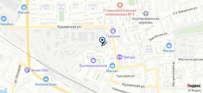 Ремонтник, ООО на карте