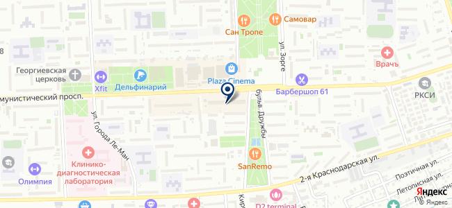 Связьмастер, ООО на карте