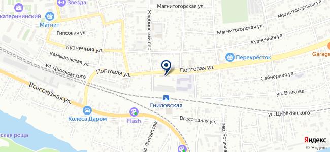 Строймашсервис-Юг, ООО на карте