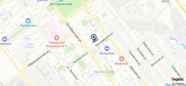 КудСин на карте