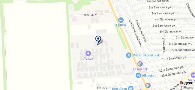 Турботрон, ООО на карте