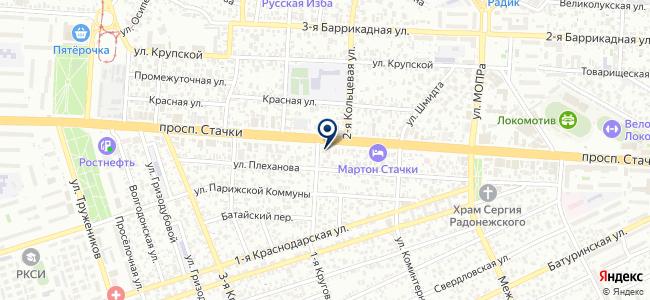 ЭКТ-Дон, ООО на карте