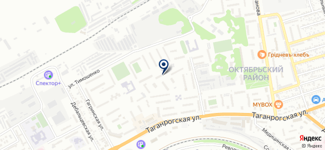 Югэнергосервис, ООО на карте