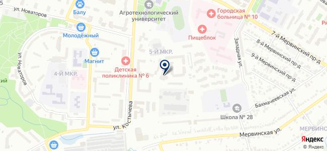 ЛЭС, ООО на карте