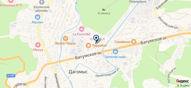 АвангардСтрой, ООО на карте