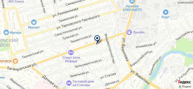 Электроавтомат, ООО на карте
