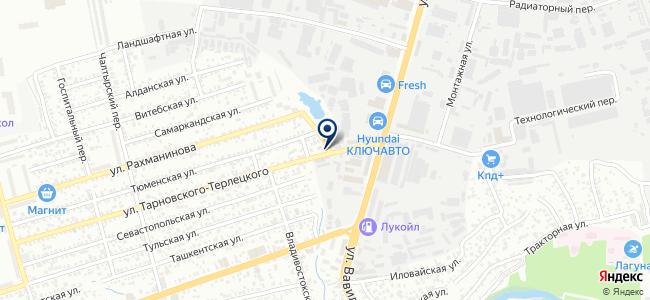 СБ-Аркада, ООО на карте