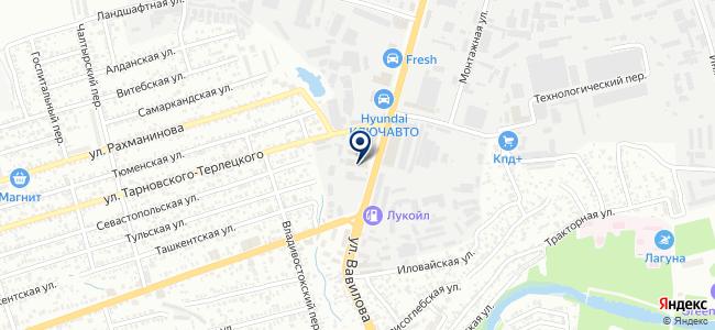 ТД Сетевые Технологии, ООО на карте