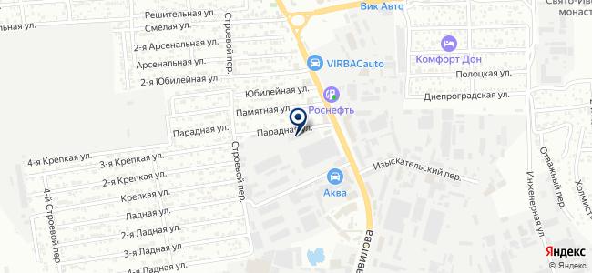 Метиз, ООО на карте