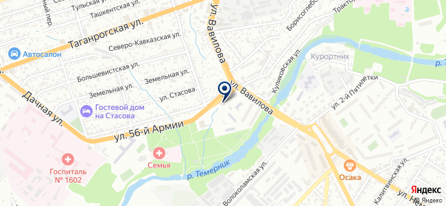 РостКар на карте