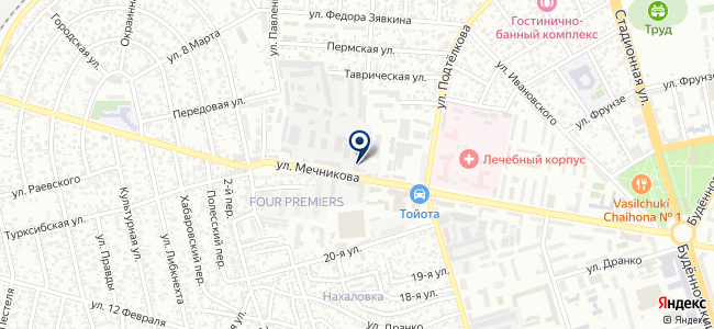 Кавэлектромонтаж, ОАО на карте