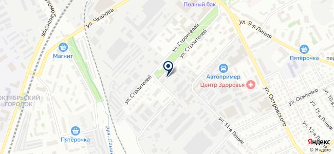 Ольвия, ООО на карте