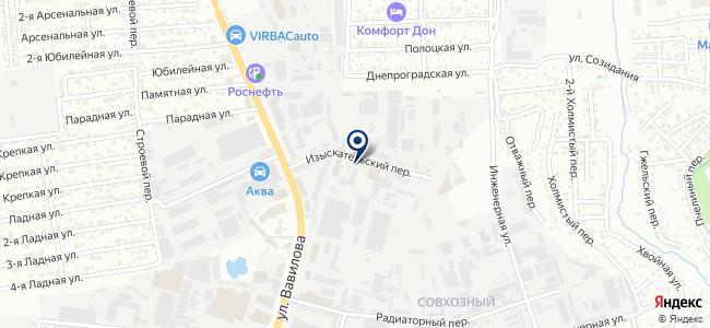 Eklum на карте