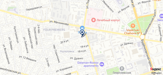 Брукс СВ, ООО на карте