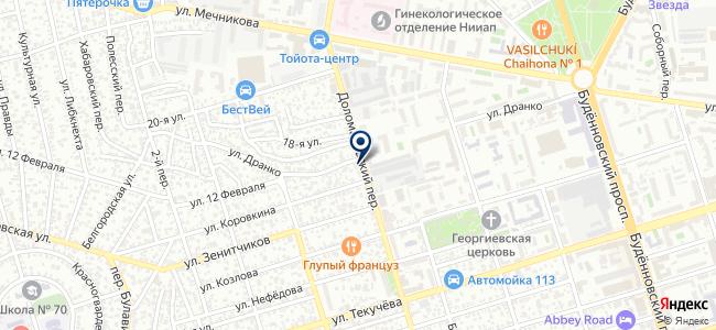 Машиномер.рф на карте