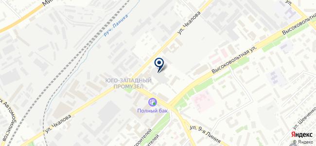 Рэлком-СБ, ООО на карте
