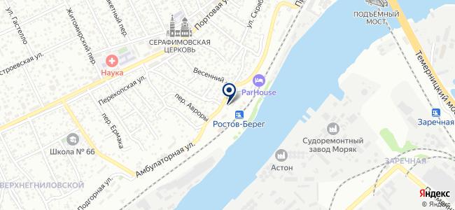 АТА, ООО на карте