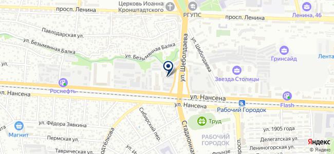 Моррос-Сервис, ООО на карте