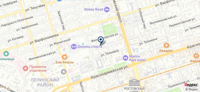 РЕАЛ, ООО на карте