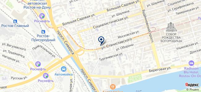 Пром-ТМ на карте