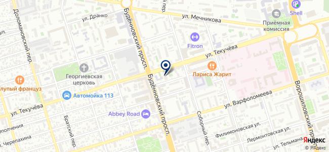 Тайгер на карте