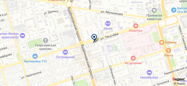 РосПромАвтоматика на карте