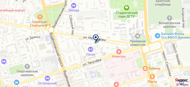 Электро-Юг, ООО на карте