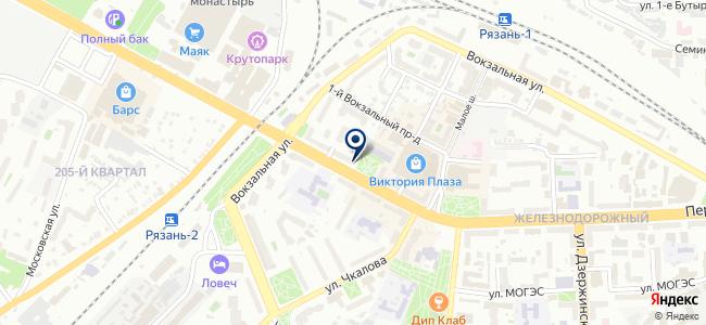 Салон-магазин бензо и электроинструмента на карте