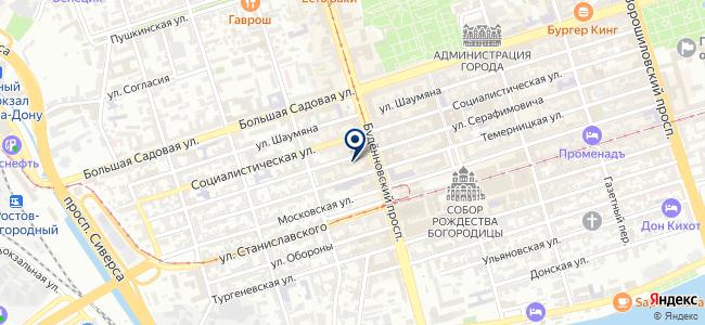 ТехЭлектроСервис, ООО на карте