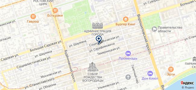 Национал электрик, ООО на карте