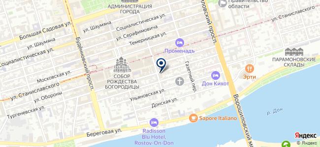 Магазин светоэлектротоваров на карте