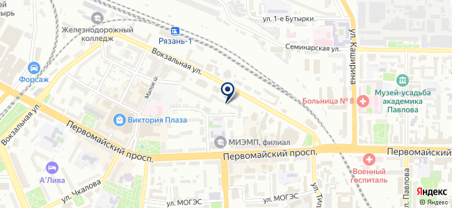Антенны-Рации на карте