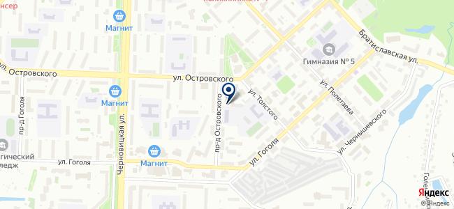 Транс-Эл Плюс на карте