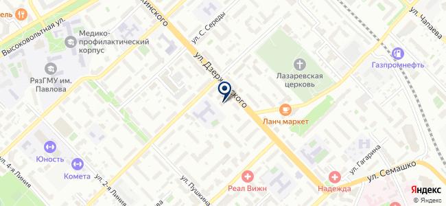 СпецЭнергоМост, ООО на карте