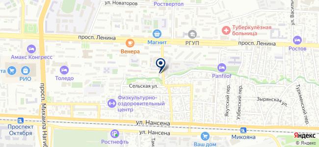 Силовой элемент, ООО на карте